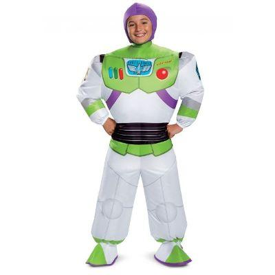 Buzz Lightyear Inflatable Child Costume - Disney: Toy Story