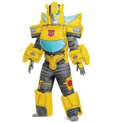 Bumblebee Inflatable Child Costume - Transformers