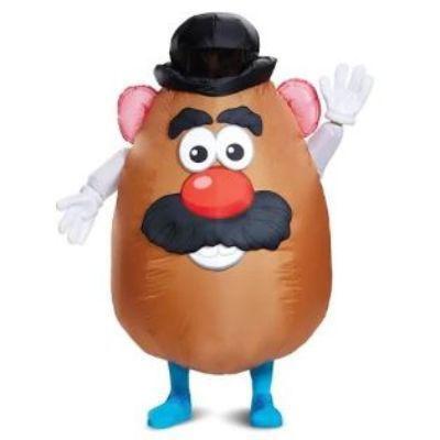 Mr. Potato Head Inflatable Adult Costume - Toy Story