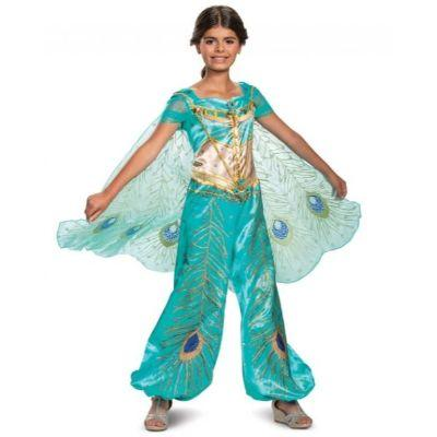 Disney Aladdin Jasmine Deluxe Child Costume