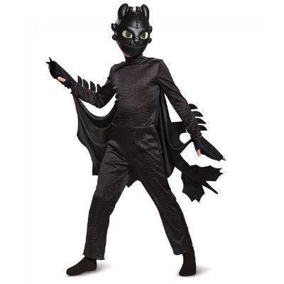 Toothless Deluxe Child Costume - HTTYD