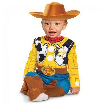 Disney Toy Story Woody Deluxe Baby Costume