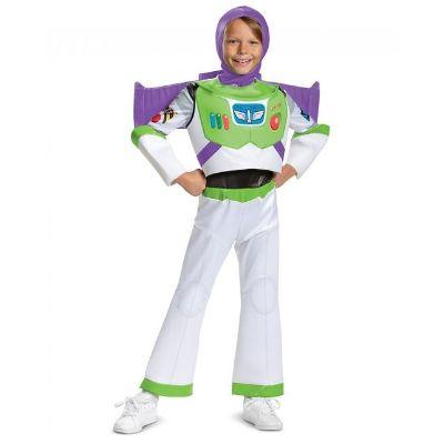 Buzz Lightyear Deluxe Child Costume - Disney: Toy Story