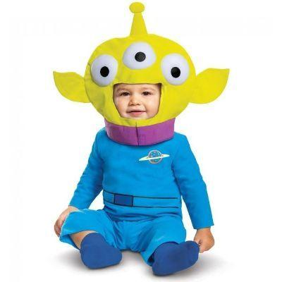 Disney Toy Story Alien Classic Baby Costume