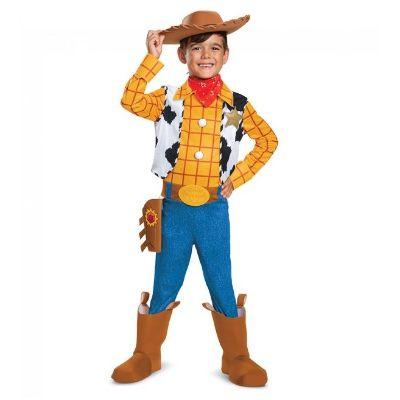 Woody Deluxe Child Costume - Disney: Toy Story