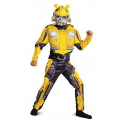 Bumblebee Muscle Child Costume - Transformers