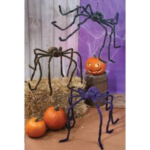 Posable Spider Decoration 90""