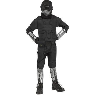 Fort Gaming Fighter Child Costume