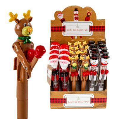 Christmas Boxing Pen - Assorted