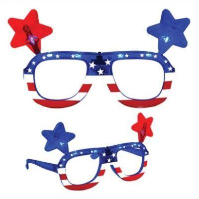 Patriotic LED Glasses