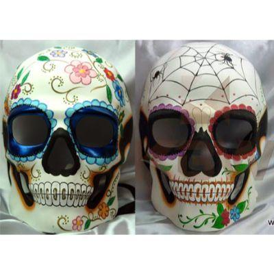Day Of Dead Mask - Assorted