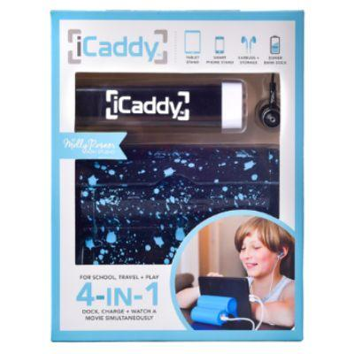 iCaddy Phone Caddy Paint Spatter