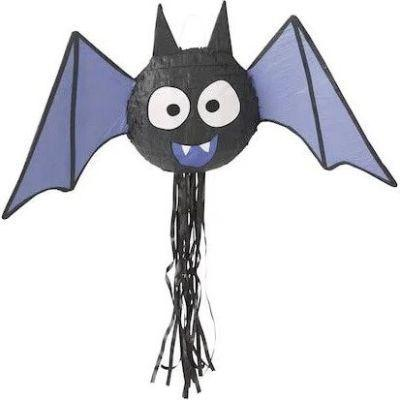 In-Store Only - Halloween Bat Pull Pinata 16