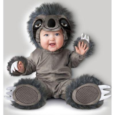 Silly Sloth Baby Costume
