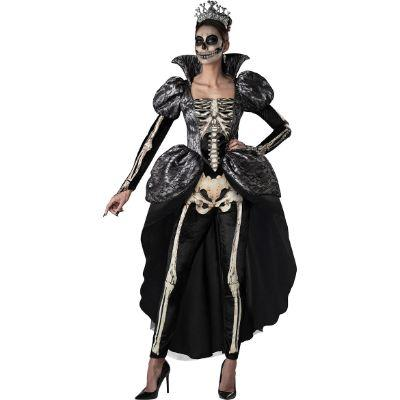 Skeleton Queen Adult Costume