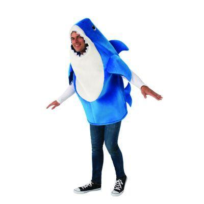 Daddy Shark Adult Costume - Baby Shark