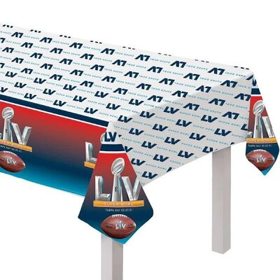 Super Bowl LV Tablecover