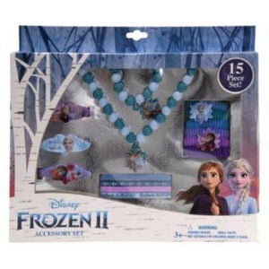 Frozen 2 Accessory Set - 15 Pack