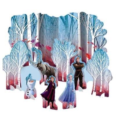 Frozen 2 Table Decorations - 6 Pack