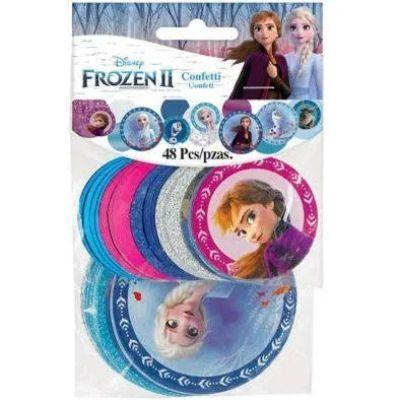 Frozen 2 Party Confetti - 48 Pack
