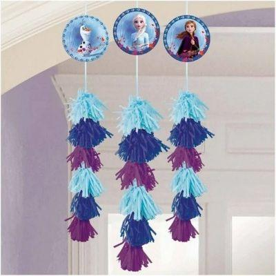 Frozen 2 Hanging Decoration - 3 Pack
