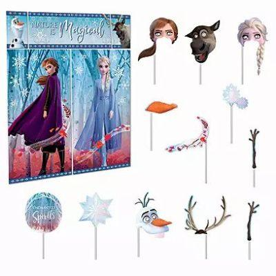 Frozen 2 Scene Setting Kit - 17 Pack