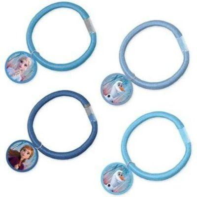 Frozen 2 Hair Pony O's - 8 Pack