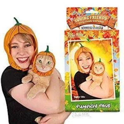 Pumpkin Pals Pet Costume