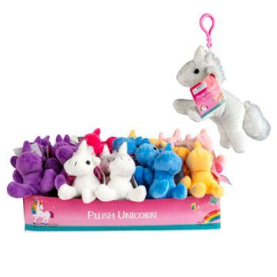 Unicorn Plush Clip 6