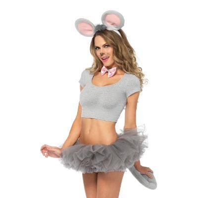 Grey Mouse Costume Kit