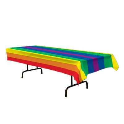 Rainbow Tablecover 54
