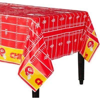 Kansas City Chiefs Tablecover 54
