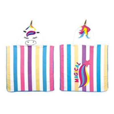 Unicorn Kids Beach Towel