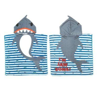 Shark Child Beach Towel