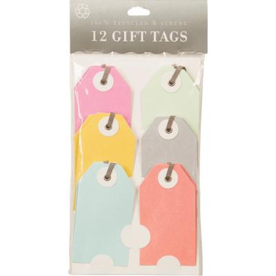 Pastel Gift Tags Assortment 3