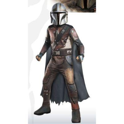 Star Wars Mandalorian Child Costume