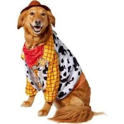 Woody Big Pet Costume