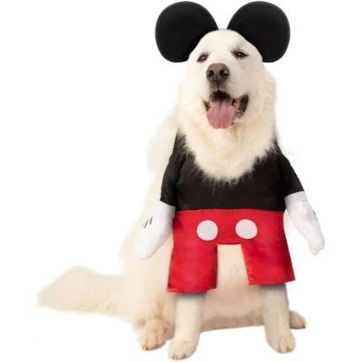 Mickey Mouse Big Pet Costume