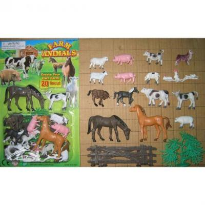 Animal Fam Assortment - 20 Pack