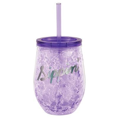 Purple Wine Chiller 12oz