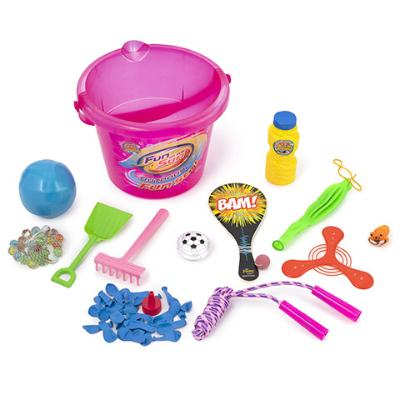 Outdoor Bucket Toy Set