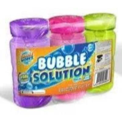 Bubbles 4oz - 3 Pack