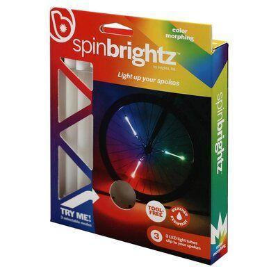 Spin Brightz Spoke Lights