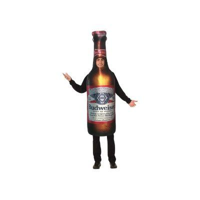 Budweiser Bottle Costume