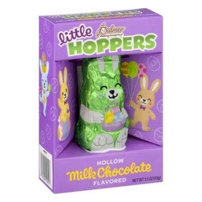 Little Hoppers Easter Bunny Chocolate - Assorted