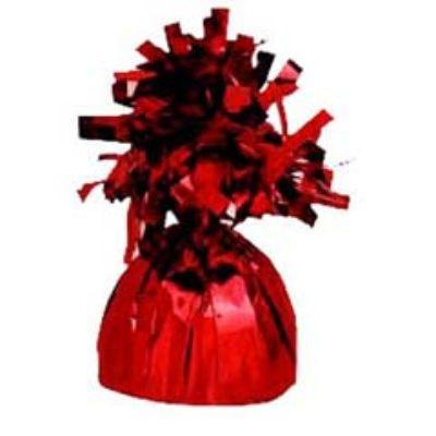 Mylar Red Balloon Weight