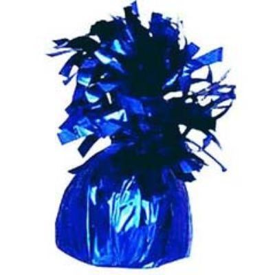 Mylar Blue Balloon Weight
