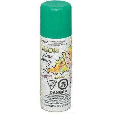 Neon Green Hairspray 4.5oz