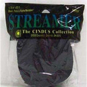 Black 81' Streamers