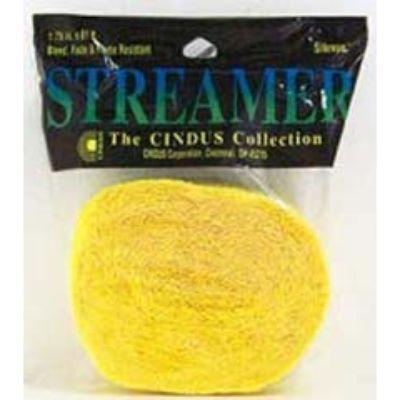 Canary Yellow 81' Streamers